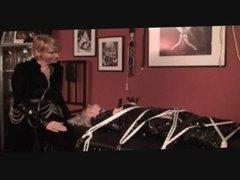 Mistress Punishes Slave