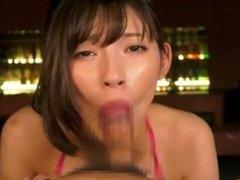 KV-181 Cumshot compilation - Morisawa Kana