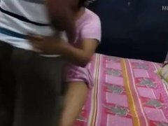 indain girl gets too horny with his brother