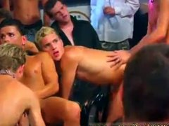 Free big black group gay porn without