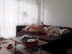 Barbara dando gostoso sentando na rola socando 2