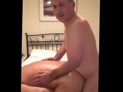 Turkish daddy fucking his boy