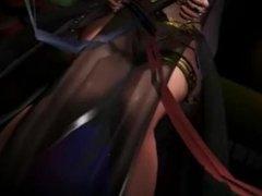 Dancing Kokoro's Hypnosis Sex Dance (3D MMD) By 古い