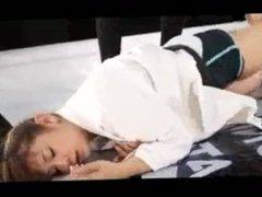 japanese girl wrestling