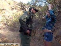 Female fake taxi police officer xxx Kayla