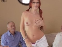 Young Couple Old Man Hd Frannkie And The