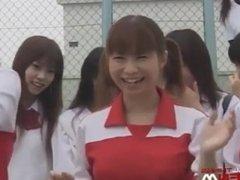 Japanese CFNM film -CFNM SPH -Dick Load of Schoolgirls Mock Boys Tiny Dicks