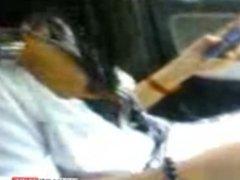 Pinay College Student Blowjob sa kotse
