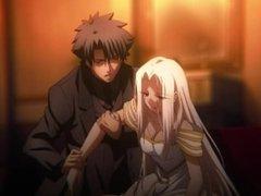 Fate/Zero ED 2 (Luna Haruna - Sora wa Takaku Kaze wa Utau)