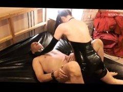 Mistress Destroys the Anal avatar slave