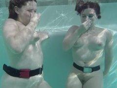 Picnic and lollipop breatholding contest