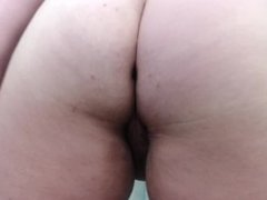 Savannah Savage BBW Belly Tease and Finger Pussy