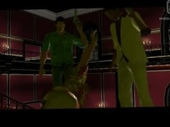 GTA Vice City - Walkthrough - Mission #20 - Rub Out