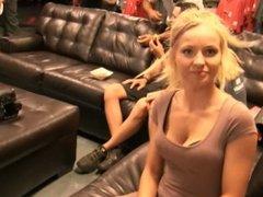 Staci Carr Getting Dirty  «Public Blonde» (HD, 1080p)