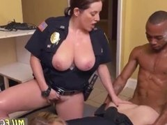 Milf anal whore Black Male squatting in