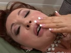 Big Tits MILF Cougar SEXY VANESSA Fucked by Jordan Ashe!