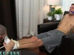 Old gay man cum on young boys feet xxx