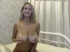 Slim and stacked shy first time cam girl