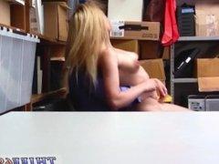 Homemade amateur teen porn LP Officer saw a