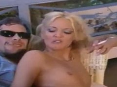Fit Blond Smoking And Fucking, Anal Facial The Lot