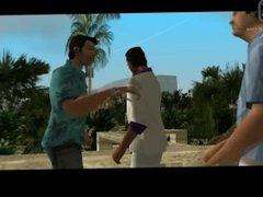 GTA Vice City - Walkthrough - Mission #23 - Cop Land