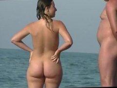 Beach Voyeur Candid Amateur Milfs Naked 12