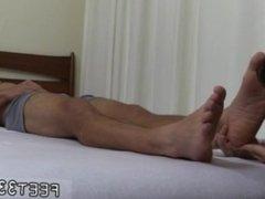 Free gay feet videos xxx foot fetish films