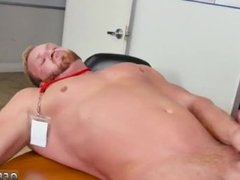 Young twink boy gay porn First day at work