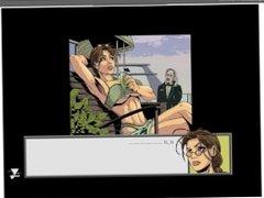 The Butlers Bitch - Lara Croft