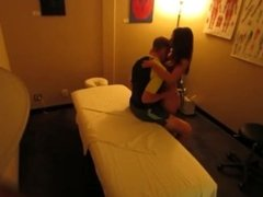 HOT PLAYBOY MILF GETS FUCKED BY HER MASSAGE THERAPIST!!