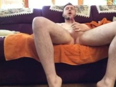 Masturbation cum shot