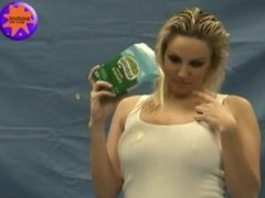 Hot Girl in Gunge