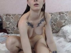 Young couple having anal sex