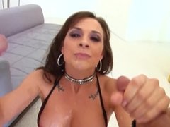 Wet Food 3_Chanel Preston Takes Hardcore Throat Fucking From Multiple Cocks