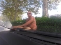 Car Park Sex wife