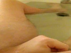 Bath time dirty talk