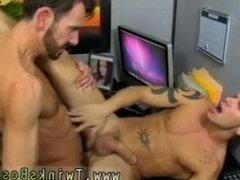 Gay black boy fuck fun white Bryan Slater Caught Jerking
