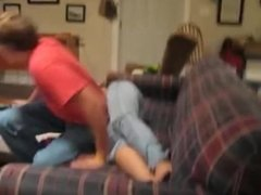 boyfriend tickling girlfriend