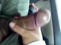 En el taxi