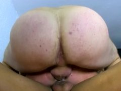 Young french amateur slut really likes getting fucked in the ass