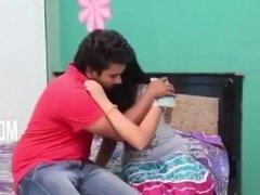 Indian College Girl Romance with Teacher
