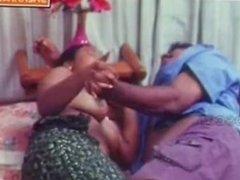 Roshini Hot Nude Bed Room Sex_7