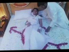 Telugu Couple First Night Romance Video - Buchi Babu Movie