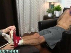 movies of small penis having sex xxx gay twinks video Johnny Foot Fucks