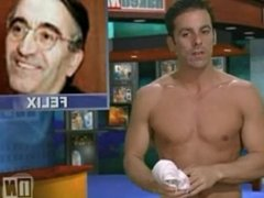 Naked news male version