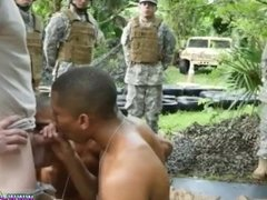 Military men nude swim vid gay Get up early with the rising sun, run all