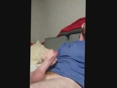 Lots of cum from Ginger Guy