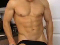 Muscle Man Shower solo male