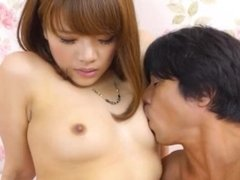 JAV threesome with real friends in HD with English subtitles