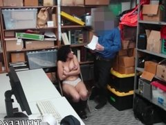 Cop blonde big tits anal Suspect was